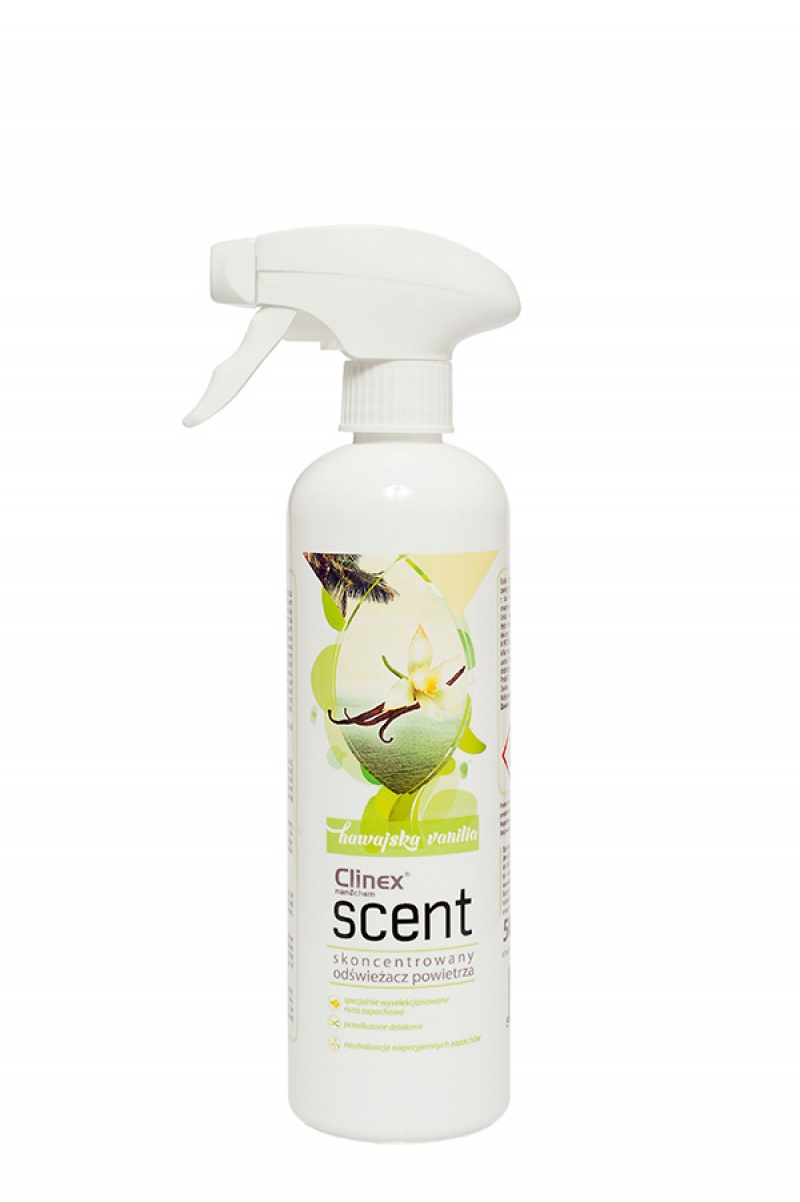 Air Freshener Clinex Scent Hawaiian Vanilla 500ml 77