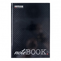 Manuscript book OFFICE PRODUCTS, A4, ruled, 96 sheets, 55gsm