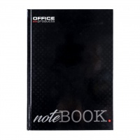 Manuscript book OFFICE PRODUCTS, A5, ruled, 96 sheets, 55gsm
