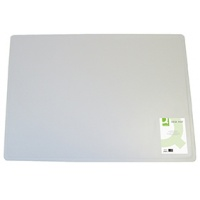 Desk pad, Q-CONNECT, 40x53cm, transparent