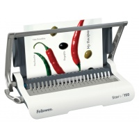 bindownica do oprawy plastikowej Star + A4, Laminacja i bindowanie, Urządzenia i maszyny biurowe
