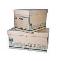 Pudła EXTRA STRONG średnie, 35 kg, op. 1 szt., Pudła archiwizacyjne, Archiwizacja dokumentów
