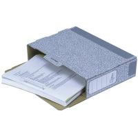klips do spinania dokumentów 85 mm, biały, op. 50 szt., Listwy spinające i samoprzylepne, Archiwizacja dokumentów