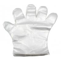 Rękawiczki jednorazowe HDPE, 100 szt., Rękawice, Ochrona indywidualna