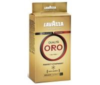 Kawa LAVAZZA QUALITA ORO, mielona, 250 g, Kawa, Artykuły spożywcze