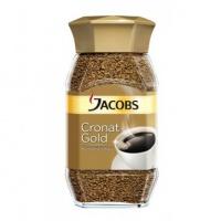 Kawa JACOBS CRONAT GOLD, rozpuszczalna, 200 g, Kawa, Artykuły spożywcze