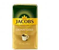 Kawa JACOBS CRONAT GOLD, mielona, 250 g, Kawa, Artykuły spożywcze