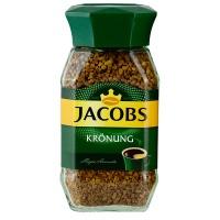 Kawa JACOBS KRONUNG, rozpuszczalna, 200 g, Kawa, Artykuły spożywcze