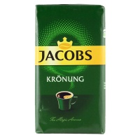 Kawa JACOBS KRONUNG, mielona, 250 g, Kawa, Artykuły spożywcze