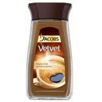 Kawa JACOBS VELVET, rozpuszczalna, 200 g, Kawa, Artykuły spożywcze