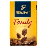 Kawa TCHIBO FAMILY, mielona, 250 g, Kawa, Artykuły spożywcze