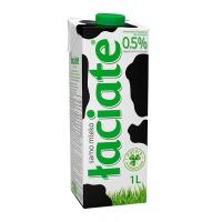 Mleko ŁACIATE, 0,5%, 1 l, Mleka i śmietanki, Artykuły spożywcze