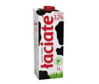 Mleko ŁACIATE, 3,2%, 1 l, Mleka i śmietanki, Artykuły spożywcze