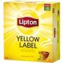 Herbata LIPTON Yellow Label, 100 torebek