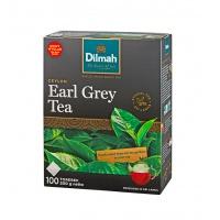 Herbata DILMAH Earl Grey, 100 torebek, Herbaty, Artykuły spożywcze