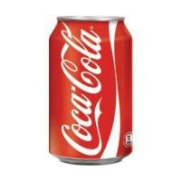 Coca-Cola, puszka, 0,33 l, Napoje gazowane, Artykuły spożywcze