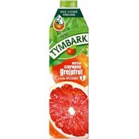 Nektar TYMBARK, 1 l, czerwony grejpfrut, Soki, Artykuły spożywcze