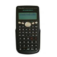 Kalkulator naukowy VECTOR KAV CS-210, 249 funkcji, 87x169mm, czarny