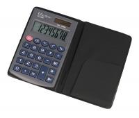 Kalkulator kieszonkowy VECTOR KAV VC-200III, 8-cyfrowy,62,5x98,5mm,szary