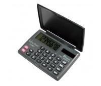 Kalkulator kieszonkowy VECTOR KAV CH-861, 8-cyfrowy, 87x58mm, czarny