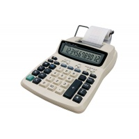 Kalkulator drukujący VECTOR KAV LP-105 II, 12- cyfrowy, 150x216mm, biały
