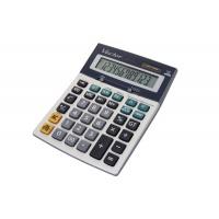 Kalkulator biurowy VECTOR KAV CD-2459, 12-cyfrowy, 148x197mm, biały