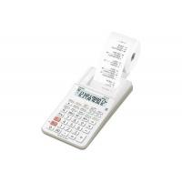 Kalkulator drukujący CASIO HR-8RCE WH S, 12-cyfrowy, 102x239mm, biały