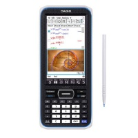 Kalkulator graficzny CASIO FX-CP400, 89x206mm, czarny