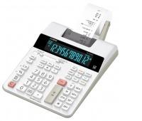 Kalkulator drukujący CASIO FR-2650RC, 12-cyfrowy, 195x313mm, biały