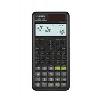 Kalkulator naukowy CASIO FX-85ESPLUS-2, 252 funkcje, 77x162mm, czarny