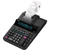 Kalkulator drukujący CASIO DR-320RE, 14-cyfrowy, 205x377mm, czarny