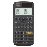 Kalkulator naukowy CASIO FX-85CEx, 379 funkcji, 77x166mm, czarny