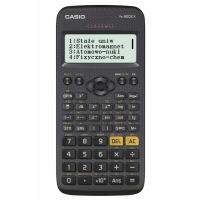 Kalkulator naukowy CASIO FX-82CEX, 379 funkcji, 77x166mm, czarny