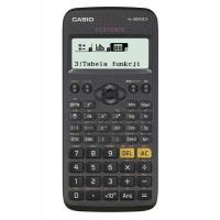 Kalkulator naukowy CASIO FX-350CEX, 379 funkcji, 77x166mm, czarny