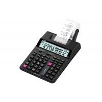 Kalkulator drukujący CASIO HR-150RCE, bez zasilacza, 12-cyfrowy, 165x295mm, czarny
