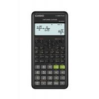 Kalkulator naukowy CASIO FX-82ESPLUS-2, 252 funkcje, 77x162mm, czarny