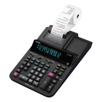 Kalkulator drukujący CASIO DR-420RE, 12-cyfrowy, 205x377mm, czarny