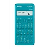 Kalkulator naukowy CASIO FX-220PLUS-2-S, 181 funkcji, 77x162mm, niebieski