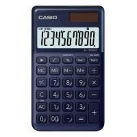 Kalkulator kieszonkowy CASIO SL-1000SC-NY-S, 10-cyfrowy, 71x120mm, granatowy