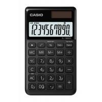 Kalkulator kieszonkowy CASIO SL-1000SC-BK-S, 10-cyfrowy, 71x120mm, czarny