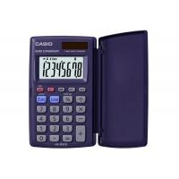 Kalkulator kieszonkowy CASIO HS-8VER S, 8-cyfrowy, 127x104mm, czarny