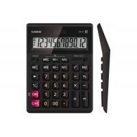 Kalkulator biurowy CASIO GR-12, 12-cyfrowy, 155x210mm, czarny