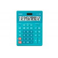 Kalkulator biurowy CASIO GR-12C-LB, 12-cyfrowy, 155x210mm, niebieski