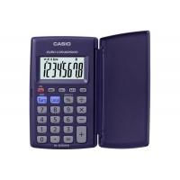 Kalkulator kieszonkowy CASIO HL-820VER S, 8-cyfrowy, 127x104mm, czarny