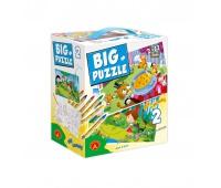 BIG PUZZLE 2-SKAKANKA/RESTAURACJA, Podkategoria, Kategoria