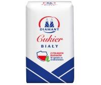 Cukier biały DIAMANT, 1kg, Cukier, Artykuły spożywcze