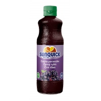Syrop SUNQUICK, 580ml, czarna porzeczka, Syropy owocowe, Artykuły spożywcze