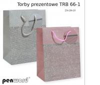 TORBA PREZENTOWA TRB 66-1 23X18X10CM, Podkategoria, Kategoria