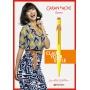 Długopis CARAN D'ACHE 849 Claim Your Style Ed2 Canary Yellow, M, w pudełku, żółty