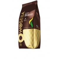 Kawa WOSEBA CAFE BRASIL, ziarnista, 1000g, Kawa, Artykuły spożywcze